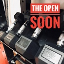 The Open soon...
